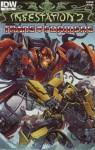 Infestation 2 Transformers #2 Guido Guidi Cover - Guido Guidi