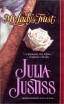 My Lady's Trust - Julia Justiss