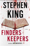 Finders Keepers - Stephen King, Will Patton