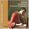 Il ritorno di Casanova. Audiolibro. CD Audio formato MP3. Ediz. integrale - Arthur Schnitzler, M. McLoughlin, A. Rossatti