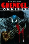 Grendel Omnibus Volume 4: Prime - Matt Wagner, Greg Rucka, Diana Schutz, Pat McEown, Monty Sheldon, Simon Bisley