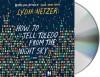 How to Tell Toledo from the Night Sky: A Novel - Lydia Netzer, Joshilyn Jackson
