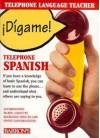 ¡Dígame! Teléfono: maestro de la lengua española - Barron's Publishing