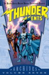T.H.U.N.D.E.R. Agents Archives, Vol. 7 - Steve Englehart, Keith Giffen, Dave Cockrum, George Pérez, Steve Ditko, Murphy Anderson, Jerry Ordway