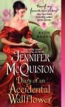 Diary of an Accidental Wallflower - Jennifer McQuiston