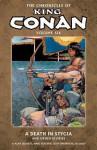 The Chronicles of King Conan Volume 6: A Death in Stygia and Other Stories - Mike Docherty, Alan Zelenetz, Geoff Isherwood, Marc Silvestri, Art Nichols, Chris Warner