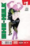 She-Hulk #1 - Charles Soule, Javier Pulido