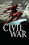 Iron Man #13 - Cilvil War (Civil War Crossover) - Daniel Knauf, Charles Knauf, Patrick Zircher, Scott Hanna