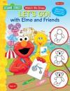 Watch Me Draw Sesame Street's Let's Go! with Elmo and Friends - Bob Berry, Pamela Thomas