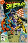 Superman IV - The Quest For Peace #1 (The Official Movie Adaptation - DC Comics) - Bob Rozakis, Curt Swan, Don Heck, John Beatty, Dick Giordano