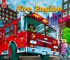 Follow That Fire Engine: A Ride-Along Book - Walt Disney Company, Ken Steacy