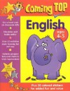 Coming Top English: Ages 4-5 [With Stickers] - Alison Hawes