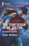 The Temptation of Dr. Colton (The Coltons of Oklahoma) - Karen Whiddon