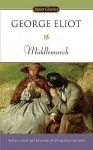 Middlemarch - George Eliot, Michel Faber, Philippa Gregory