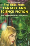 The Best from Fantasy and Science Fiction, Third Series - Anthony Boucher, J. Francis McComas