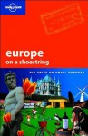 Europe on a Shoestring - Sarah Johnstone, Aaron Anderson, Sarah Andrews, Lonely Planet