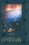 An Introduction to Literature - Sylvan Barnet, Morton Berman, William Cain