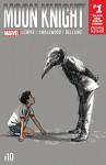 Moon Knight (2016-) #10 - Jeff Lemire, Greg Smallwood