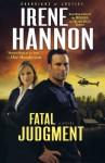 Fatal Judgment - Irene Hannon