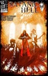 Satanic Hell #1 (of 7) - Grigoris Douros, newel anderson, Jimmy Kerast, Chris Douros, Kevin Enhart