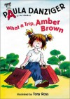 Amber Brown Goes Fourth [With Book] - Paula Danziger, Tony Ross, Jacqueline Rogers, Alicia Witt