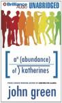 An Abundance of Katherines - John Green, Jeff Woodman