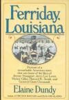Ferriday, Louisiana - Elaine Dundy