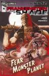 Frankenstein, Agent of SHADE (2011- ) #4 - Jeff Lemire, Alberto Ponticelli