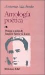 Antología Poética - Antonio Machado, G. Mistral, Joaquin Benito De Lucas