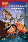 Pee Wee Scouts: Moans and Groans and Dinosaur Bones (A Stepping Stone Book(TM)) - Judy Delton, Alan Tiegreen