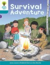 Survival Adventure (Oxford Reading Tree, Stage 9, Stories) - Roderick Hunt, Alex Brychta