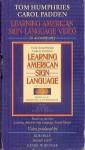 "Video to Accompany ""Learning American Sign Language"" Levels 1 & 2 Beginning & Intermediate - Carol Padden"