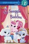 Snuggle Buddies (Palace Pets) (Step into Reading) (Disney Princess) - Courtney Carbone, Amy Sky Koster, Disney Storybook Art Team