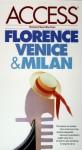 Access Florence Venice & Milan - Access Press, Richard Saul Wurman