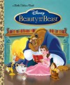 Beauty and the Beast (Disney Beauty and the Beast) (Little Golden Book) - Teddy Slater, Ric Gonzalez, Ron Dias