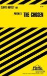 Cliffsnotes on Potok's the Chosen - Stephen J Greenstein, Chaim Potok, Notes Cliffs Notes