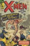 Uncanny X-Men 6 (Volume 1) - Stan Lee, Jack Kirby, Chic Stone, Sam Rosen