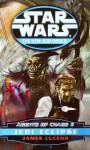 Jedi Eclipse (Agents of Chaos, #2) - James Luceno, Shelly Shapiro