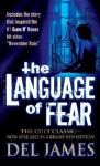The Language of Fear - Del James