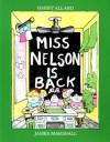 Miss Nelson Is Back Book & Cassette - Harry Allard, James Marshall