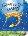 Giraffes Can't Dance (Board Book) - Giles Andreae, Guy Parker-Rees