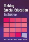 Making Special Education Inclusive: From Research to Practice - Peter Farrell, Mel Ainscow