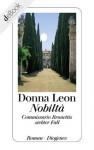 Nobiltà: Commissario Brunettis siebter Fall (German Edition) - Donna Leon, Monika Elwenspoek