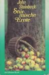 Stürmische Ernte Roman - John Steinbeck, Alfred Kuoni