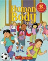Human Body Lift-the-Flap - Deborah Murrell, Anthony Lewis