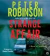 Strange Affair (Inspector Banks, #15) - Peter Robinson, Simon Prebble