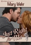 Just Right for Me - Mary Wehr, Blushing Books