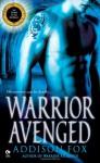 Warrior Avenged - Addison Fox