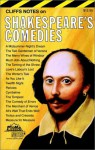Shakespeare's Comedies (Cliffs Notes) - CliffsNotes, William Shakespeare