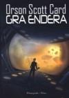 Gra Endera (Saga Endera, #1) - Piotr W. Cholewa, Orson Scott Card
